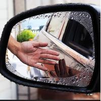 Safe Driving Anti Mist Film , Clear See Through Mirror Film For Glass Manufactures
