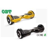 Intelligent Mini 2 wheels Self Balance Drifting Electric Vehicle With LED Light Manufactures
