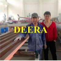 Plastic Sheet Making Machine Corrugated Hollow Roofing Board Extrusion Line Manufactures