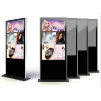 Airport Android TFT LCD Screen Digital Signage Media Display 65 22 , Stand Alone LCD Display Manufactures