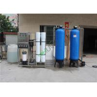 1TPH Reverse Osmosis Purification System Filters for Drinking Water