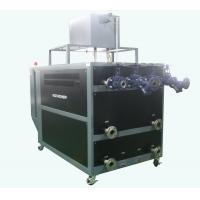 Temp Cooling Units : Heating and cooling hot oil temperature control unit for