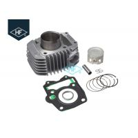 China BIZ125 C125 Motorcycle Cylinder Piston Kits 52.4mm For 125cc Motorcycle Engine on sale