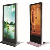 Quality Aluminum 55 inch Floor Standing P3 Led Advertising Player For Shopping Malls for sale