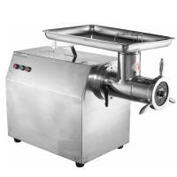 Commercial Big Capacity Meat Grinder Machine For Sausage Making 600kg/h 2200W Manufactures
