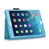 Folio Apple Leather iPad Case Stand / Book Style Protective Air 5 Covers Manufactures
