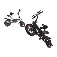 High Speed Small Folding Electric Bike 36V 350W Motor Power Anti - Rust Chain Manufactures