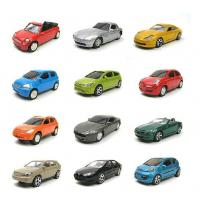 1:50 scale plastic cars for scale model scenery Manufactures