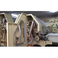 Double Channel Industrial Carding Machine For Glass Fiber And Other Fiber Combing Manufactures
