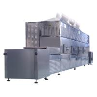 China Industrial Automatic Hot Air Circulation Leaf Drying Machine / Hemp Dryer on sale