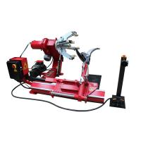 Optional Color Tyre Changer Machine , Max Wheel 1600mm Truck Tire Changing Tools Manufactures