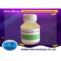 Aqueous Wetting And Dispersing Additives 9.5 PH White Paste For Vibrant Colors Manufactures