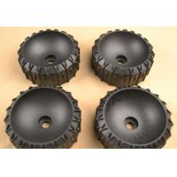 Black CNC 3D Rapid Prototyping Service , Rapid Prototyping Technology For Button Parts Manufactures