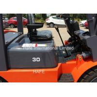 New Fork Lift Trucks 3T With 3 Stage 3m Mast With External Air Filter Manufactures