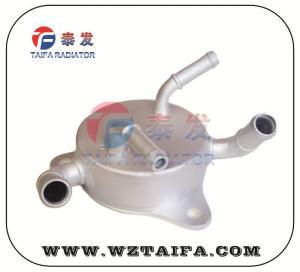 China 124100-7821 Aftermarket Oil Cooler For Honda Civc Coupe Sedan NGV 1.8L on sale