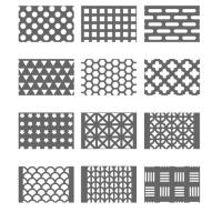 Heavy Perforated Metal(manufacturer) Manufactures