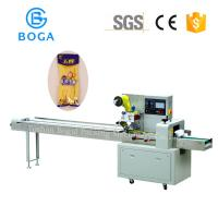 Horizontal Packing Machine Plastic Glove Wrapping Manufactures