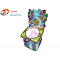 Lollipops Outdoor Vending Machines / Bulk Candy Machines With 50W Power Manufactures