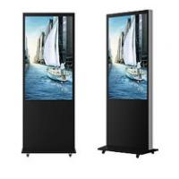 65 inch floor standing wifi touch screen transparent advertising display player Manufactures