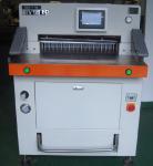 670mm Semi Automatic Paper Cutting Machine For Photo / PVC Manufactures