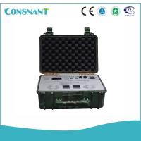 Buy cheap Portable Solar Power Inverter Pure Sine Wave Output AC/DC Power Supply 52V 68Ah from wholesalers