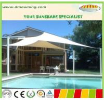 HDPE swinmming poor outdoor sun shade sail Manufactures