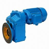 Buy cheap FAF Series Helical Gear Motor, Low Noise, High Efficiency from wholesalers