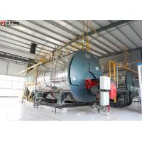 Buy cheap Industrial 2 ton Diesel Oil Fired Steam Boiler for Oil Extrc tion Plant from wholesalers