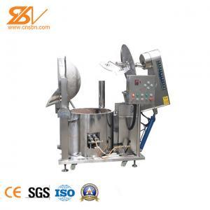 China High Efficiency Industrial Popcorn Making Machine  Optional Taste on sale