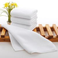 30*30cm Wholesale 100% Cotton Hotel hand towels hotel satin band hand towels Manufactures