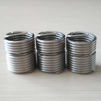 self locking wire inserts coils for PVC foam plate Manufactures