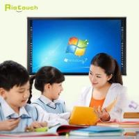 75 Inch China 10 points touching All in on Pc monitor for education Manufactures