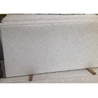 Pearl White Polished Granite Floor Tiles , Popular Granite Worktop Tiles Manufactures