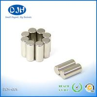 Industrial Monopole N52 Rare Earth Sintered Neodymium Magnet Cylinder High Strength Manufactures