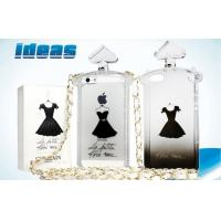 Galaxy Perfume bottle Mobile Phone Protective Covers With Chain Shock Proof Manufactures
