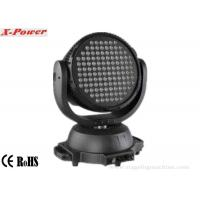 120 PCS*3W LED Moving Head Stage Lighting , Rgb Light Bar With A Wide Angle X-22 Manufactures