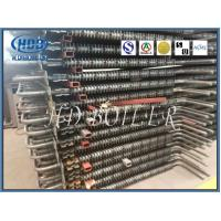 ND Steel Boiler Fin Tube / Double H Type Finned Tube Heat Exchanger Manufactures