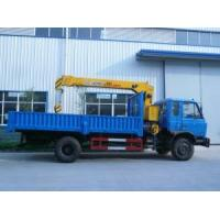 XCMG 5ton Truck Mounted Crane (SQ5SK2Q/K3Q) Manufactures