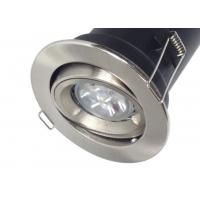 Quality Fire Rated LED Downlight - 30° Adjustable Downlight - Die Cast Downlight - GU10 for sale