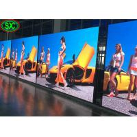 China Super Thin Stage LED Screens P4.81 Church Video Wall Panel Display Events Wedding Planner on sale