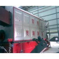 Precision Multi Fuel Gas Oil Fired Water Steam Boiler / Oil Heating Boilers Manufactures