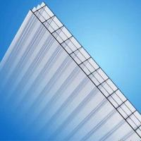 Polycarbonate Hollow Sheet with 10mm Twin Wall Polycarbonate/PC Corrugated/Thin Polycarbonate Sheets Manufactures