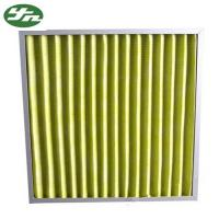 China F5 F6 F7 F8 Pocket Air Filter , Cleaning Air Filters For Hvac Systems on sale