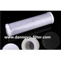 10 20 CTO Filter Activated Carbon Block Filter with Coal Carbon Or Coconut Carbon Manufactures