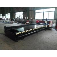 High Speed Horizontal V Grooving Machine 4000mm Length Alloy Blade Cutting Stainless Steel Manufactures