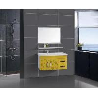 Stainless Steel Bathroom Vanity / Furniture / Cabinet (F-3078) Manufactures