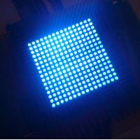China 1.5 Inch 16x16 Dot Matrix LED Display Message Board energy efficiency on sale