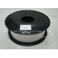 Quality High Strength POM Filament Recycled 3D Printer Filament Consumables 1.75mm / 3mm for sale