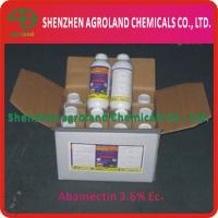 Quality Antibiotic Agent Abamectine 96%TC 95%TC 1.8%EC 3.6%EC 5%EC 3.6%WP for sale