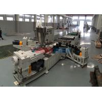China Electroplating Factory Roof Panel Roll Forming Machine Plastic Extruder Line on sale
